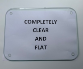 Float Glass Chopping Boards